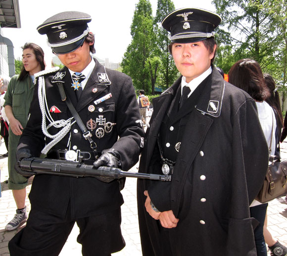 Nazi Cosplay in Ostasien