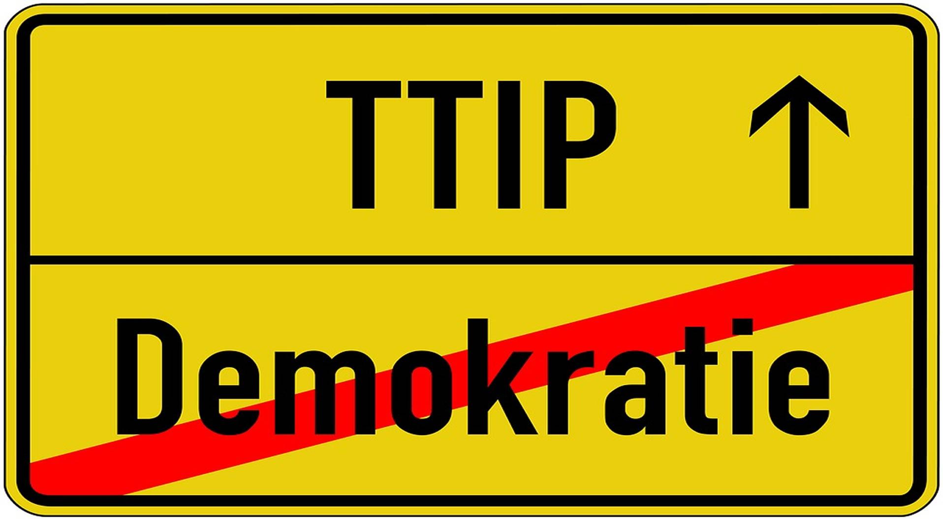 TTIP Grundlagen